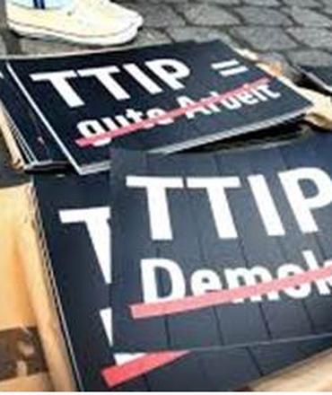 TTIP-Demokratie in Gefahr