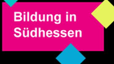 Logo Bildung in Südhessen
