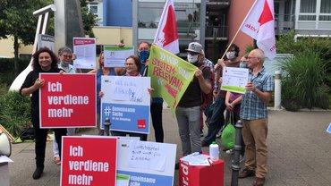 Aktionstag Altenpflege Wohnpark Kranichstein